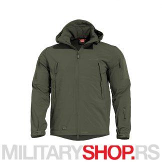 Softshell jakna Pentagon Artaxes Sivo-zelena