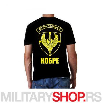 Kobre vojna policija majica sa logom