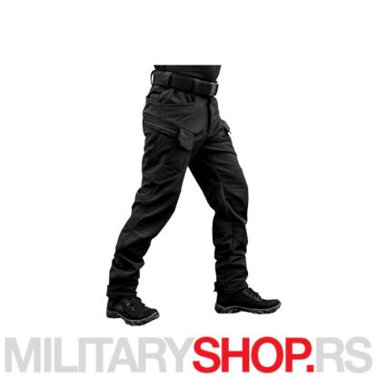 Pantalone crne softshell Armoline Division