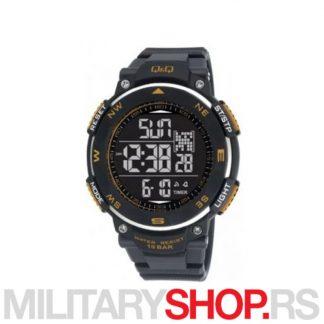 Q&Q Muški digitalni ručni sat M124J806Y