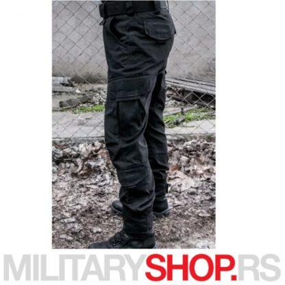 Antiterror ARMOLINE taktičke crne pantalone