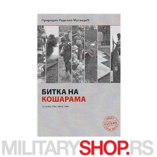 Bitka na Košarama sećanje učesnika 1999.