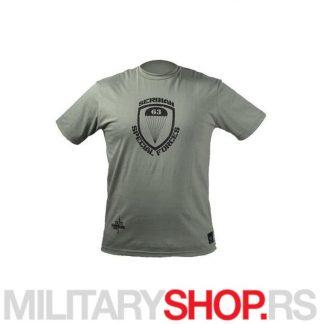 Majica 63. padobranska brigada zelena