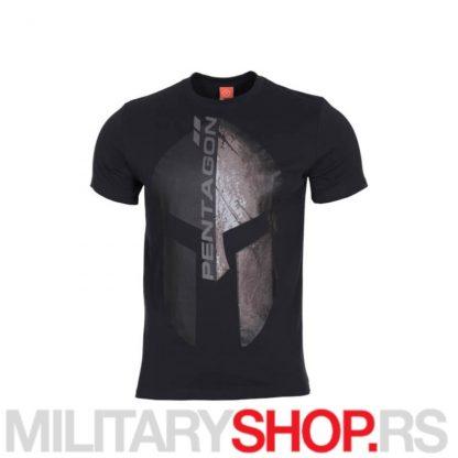 Crna pamučna majica Pentagon Eternity