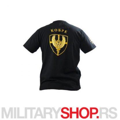 Majica specijalna jedinica Kobre crna