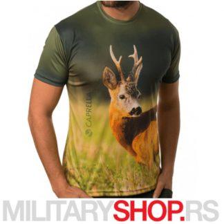 Aktivna majica Caprella premium srndać