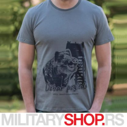 Lovačka majica divlji vepar Caprella