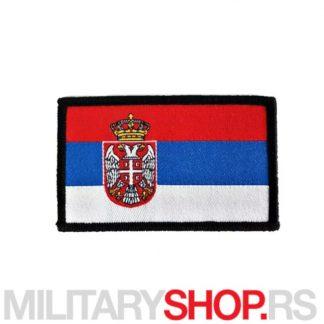 Amblem Zastava Srbije U Boji